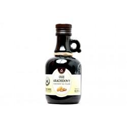 Olej arachidowy tłoczony na zimno 250ml