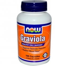 Graviola 100kaps. Now Foods