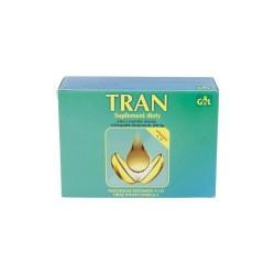 Tran (olej z wątroby dorsza) 100 kapsułek