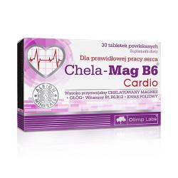 Chela-Mag B6 CARDIO 30tabl.