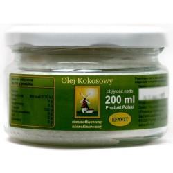 Olej kokosowy 200 ml