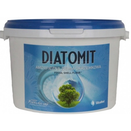 Diatomit - Ziemia okrzemkowa 1000g