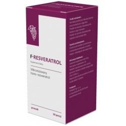 F-RESVERATROL (30 PORCJI)