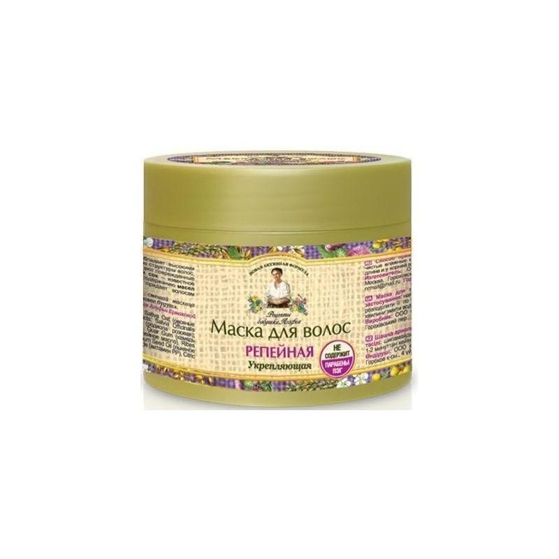 Маски для волос с репейным маслом в домашних