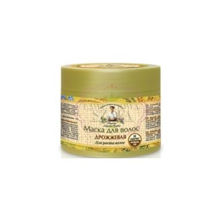 RBA Maska do włosów drożdżowa - pobudzenie wzrostu 300ml