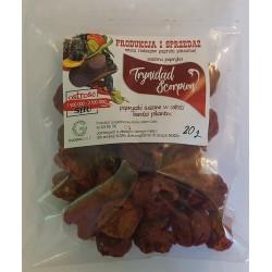 Habanero Trinidad Scorpion Suszona 20g  Kapsaicyna