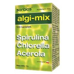 Algi-mix 100tabl.