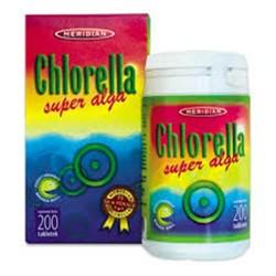 Chlorella 200 tabl
