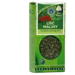 Liść maliny, herbatka ziołowa 25g