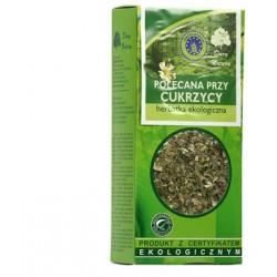 POLECANA PRZY CUKRZYCY herbatka ekologiczna