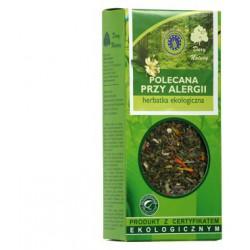 Herbatka POLECANA PRZY ALERGII