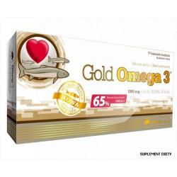 Gold omega -3, 60kps.