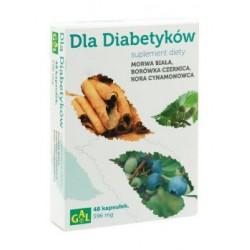 Dla diabetyków-morwa biała 48kps.