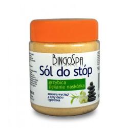 Sól do stóp 550g(grzybica, pękanie naskórka)