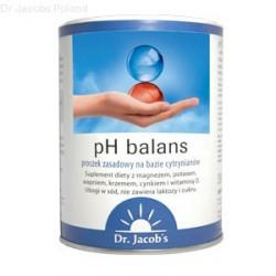 Proszek zasadowy pH balans 300g