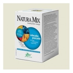Natura Mix mleczko pszczele