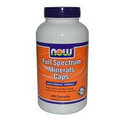 Full Spectrum Minerals Caps 240 kaps