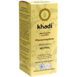 Khadi- Herbal Hair Colour- Senna/Cassia Neutral