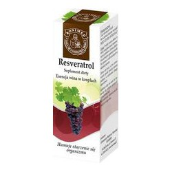 Resveratrol krople 20ml