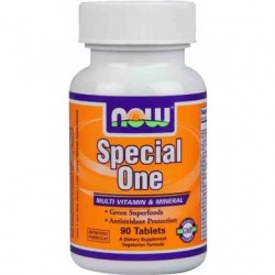 NOW Foods Special One 90 tabl.