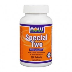 NOW Foods Special Two 180 tabl.