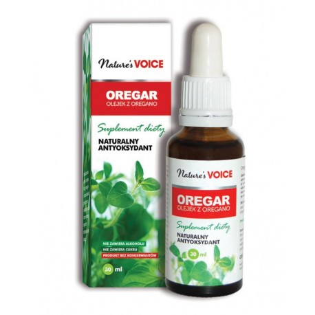 OREGAR olejek z oregano 30 ml