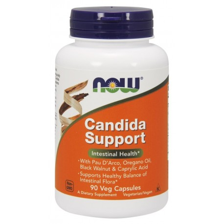 Candida Support (wcześniej Candida Clear) 90 kaps.