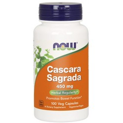 Cascara Sagrada 450mg 100kaps