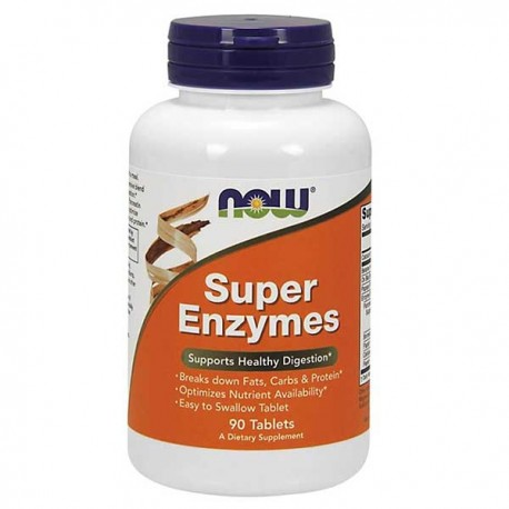 Now Super Enzymes 90kps