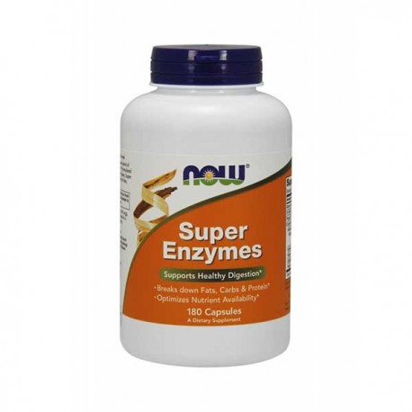Now Super Enzymes 180kps