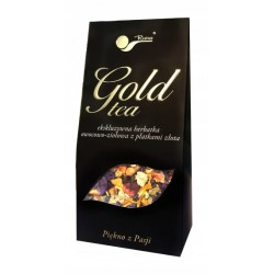 Herbata GOLD Tea 70g, RUNO