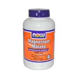Magnesium Malate 1000 mg 180kps.