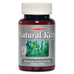 Natural Kelp 60 kps.