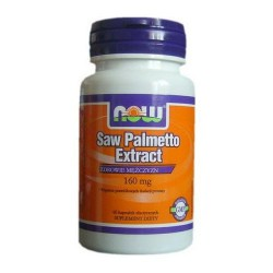 Saw Palmetto 160 mg 60 kps.