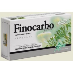 Finocarbo plus 20 kaps.
