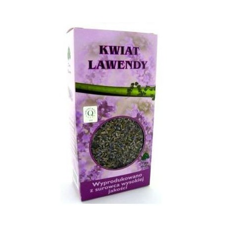 Kwiat lawendy 50g