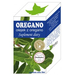 Oregano - olejek z oregano 50 ml